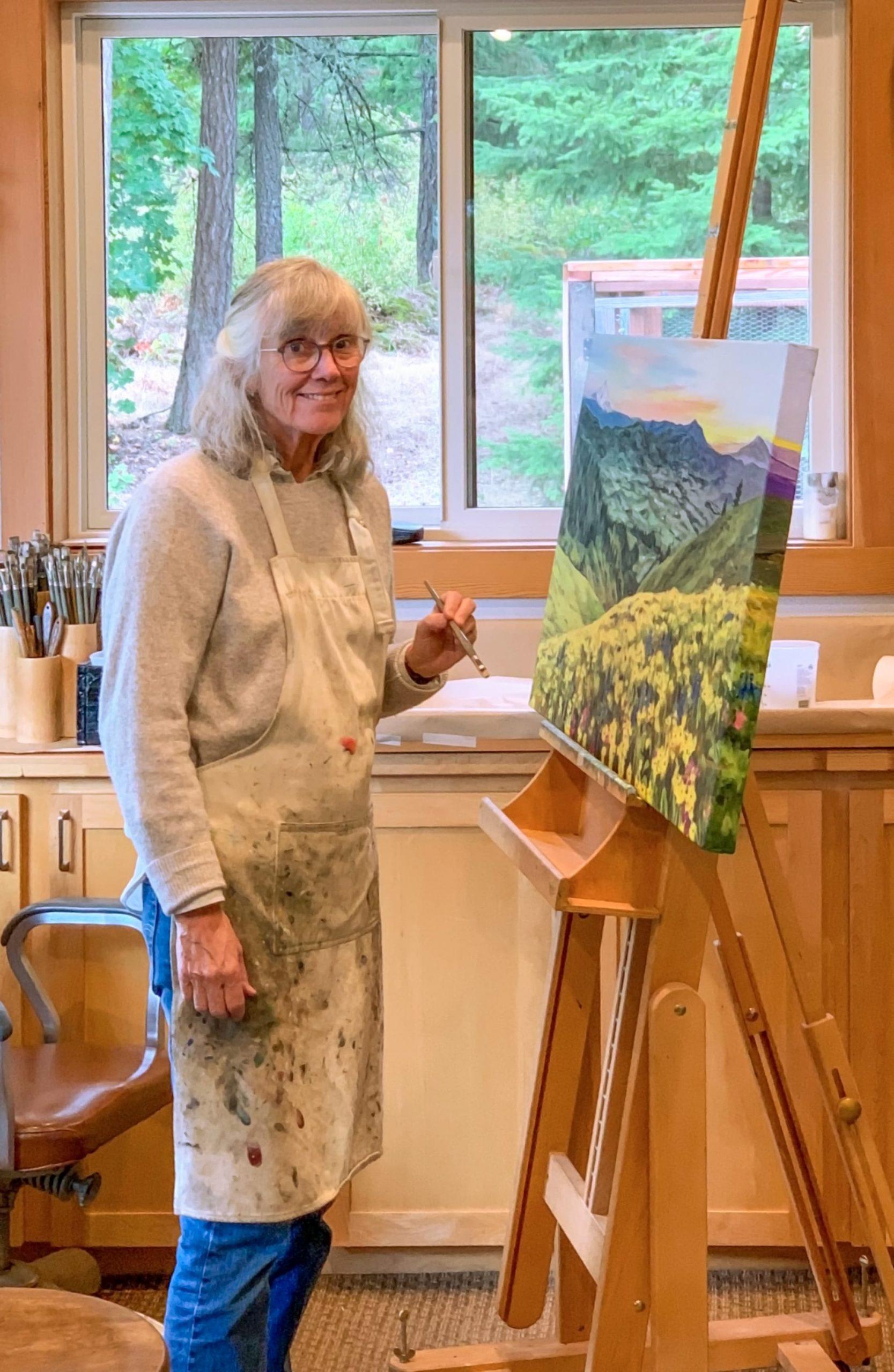 Peggy Ohlson studio
